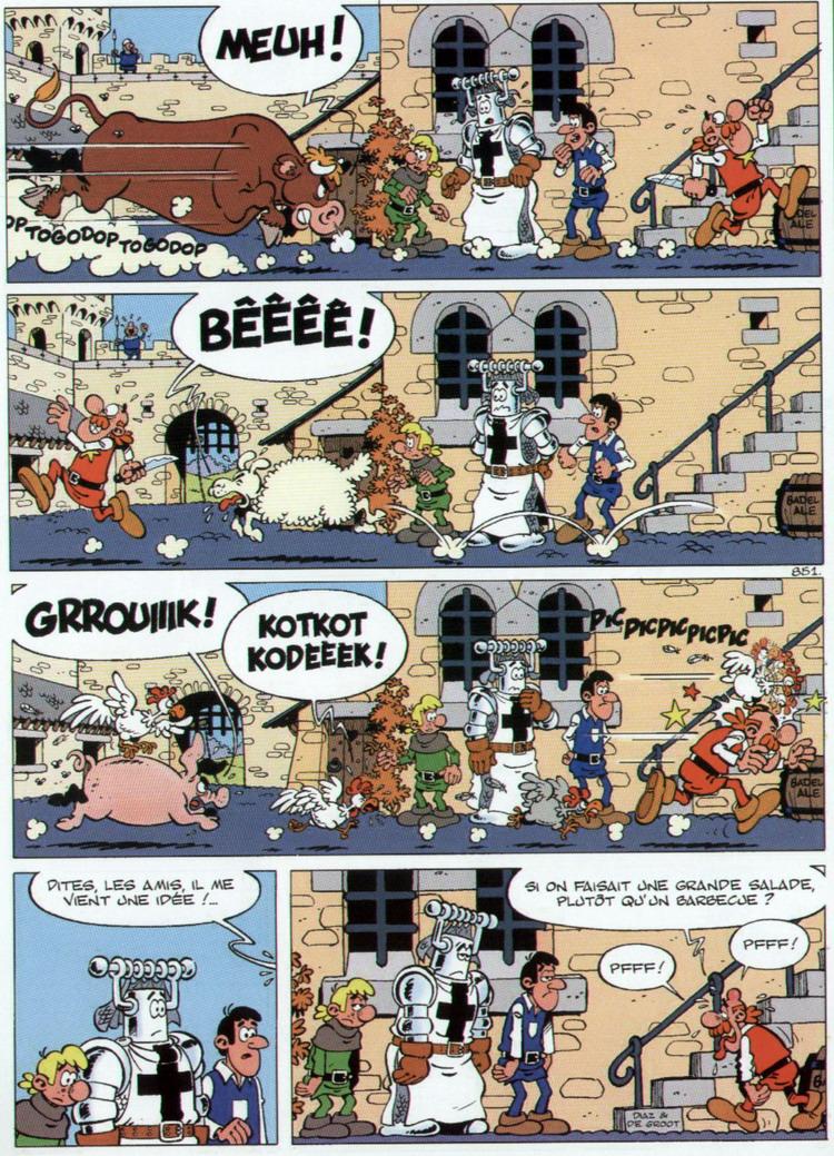 Extrait 3 Robin Dubois (tome 20)  - Au bout du Rouleau