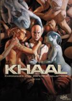 Coup de coeur : Khaal, tome 2
