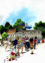Expo Dany au Rouge-Cloître (mise à jour)