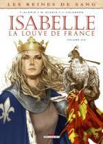 Coup de coeur : Isabelle la louve de France tome 2