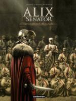Coup de coeur :  Alix Senator tome 3 La conjuration des rapaces