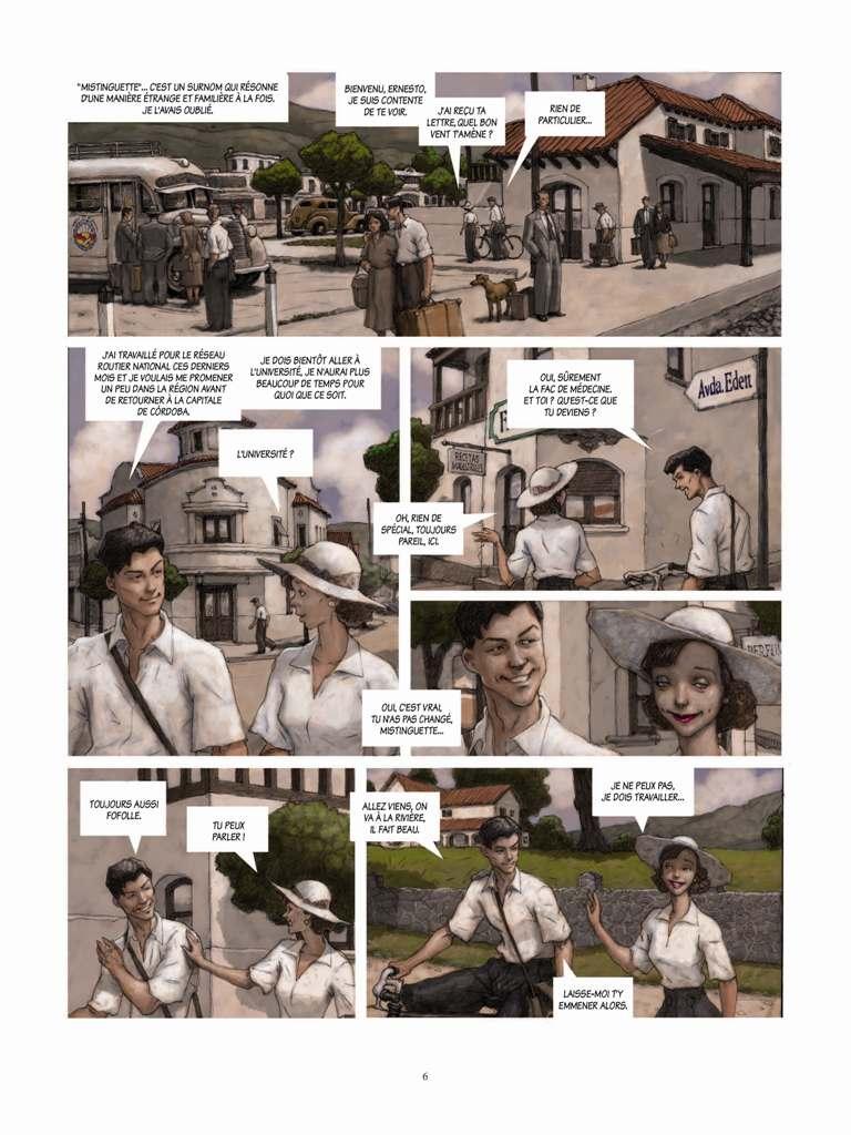 Extrait 2 Eden Hôtel (tome 1)  - Ernesto