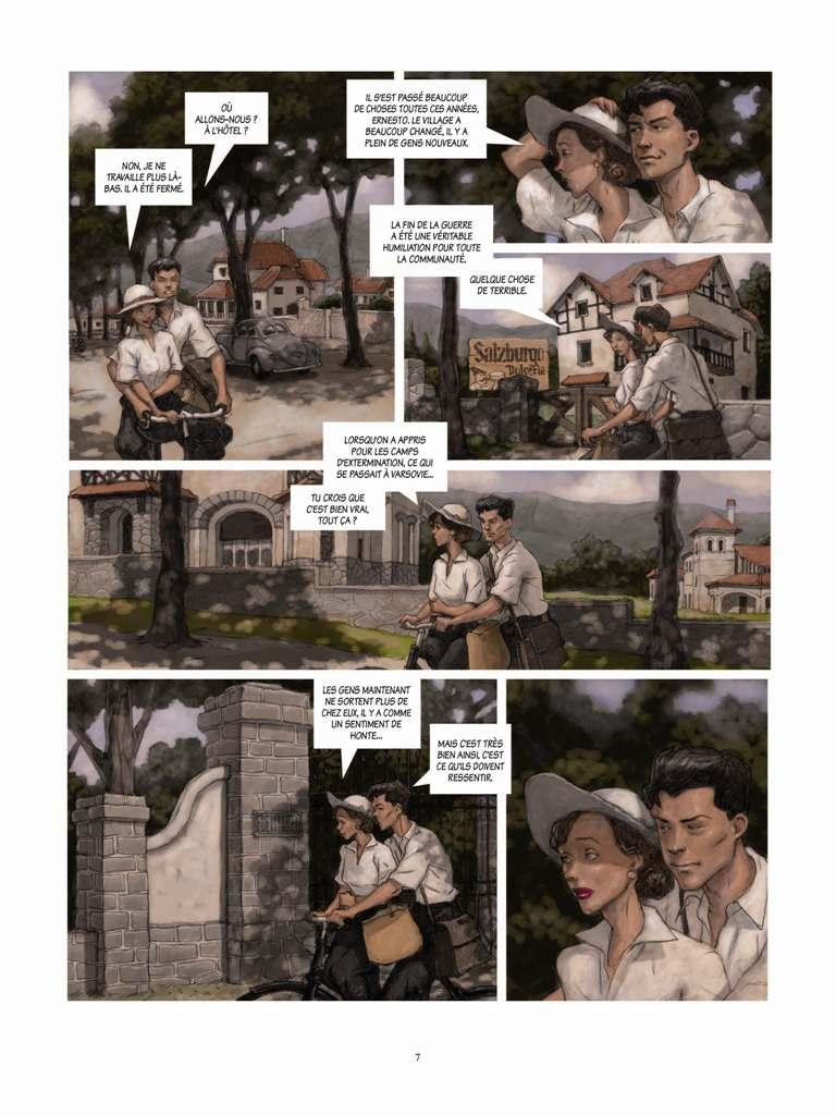 Extrait 3 Eden Hôtel (tome 1)  - Ernesto