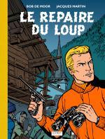 Lefranc, Le Repaire du loup, un tirage limité par Gombert Éditions