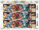 La Poste �dite deux timbres � l�effigie des h�ros de la BD LES L�GENDAIRES