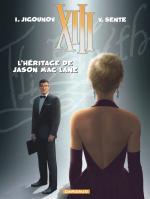 Si vous l'avez raté cet été – Episode 1 , XIII : 24 : L'héritage de Jason Mac Lane