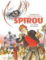 Spirou : La lumière de Bornéo, une interpretation magistrale par Frank Pé et Zidrou