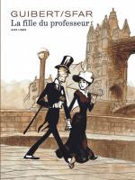 La fille du professeur, un album de bande dessinée surréaliste