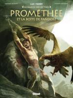 Prom�th�e et la bo�te de Pandore tome 1 : Tension et aventure
