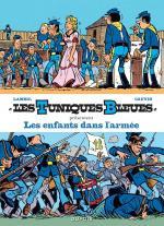 Les Tuniques bleues présentent, t.6 : Les enfants dans l'armée (baby blue et drummer boy)