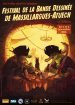 Des bulles dans la Cratag�ne, un Festival BD � Massillargues-Attuech