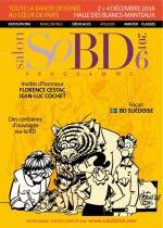 Le SoBD accueille la bande dessin�e su�doise au c�ur de Paris