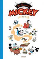 En filant un coup de vieux à Mickey, Tébo dépoussière jubilatoirement le mythe