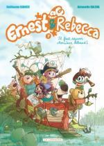 Ernest et Rebecca 7 : Il faut sauver Monsieur Rébaud, une enfant et une bestiole attachante