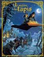 Le maître des tapis: un tapis volant de mille et une nuits au pays du Père Noël