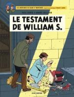 Le Testament de William S. André Juillard a un trait classieux. Il a enfilé les bottes de Jacobs tout en gardant son style