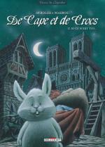 Mini dossier de cape et de crocs partie 1 : Jean-Luc Masbou clôt ce qui restera sans conteste l'œuvre majeure de sa carrière.