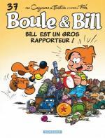Boule & Bill tome 37, Cazenove pénètre à merveille dans le monde de Roba.