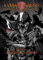 Corvus Tristis, une oeuvre hybride qui encourage le vol des corbeaux, …des hommes-corbeaux!