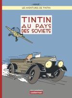 Tintin chez les Soviets en couleurs : on a pu travailler sans aucun contrôle de style «ayatollah»