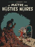 Le maître des hosties noires, A l'image de son scénariste, Olivier Schwartz est extrêmement généreux dans son dessin