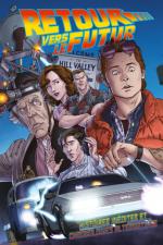 C'est reparti pour un (re)tour en DeLorean, des aventures inédites pour Marty McFly et Doc Brown en… comics
