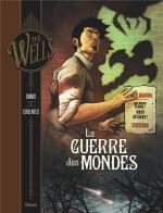 La Guerre des Mondes, un récit apocalyptique, une adaptation BD fidèle au roman.