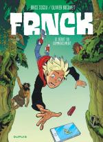 Frnck 1, avec cette série, Bocquet offre à Dupuis une série d'un genre nouveau