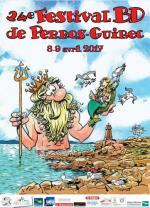 24ème édition du Festival BD de Perros-Guirec