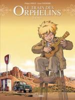 Le train des orphelins t.7,  Xavier Fourquemin est l'un des meilleurs dessinateurs semi-réalistes du moment