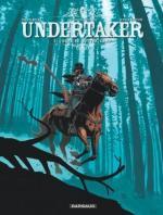 Undertaker tome 3, Dorison dépeint un monstre impitoyable