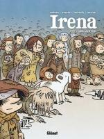 Irena tome 2, Les justes, David Evrard dessine l'œuvre de sa vie
