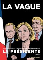 Élections 2017 : Marine Le Pen devient LA Présidente, et après ? Du bleu Marine au bleu Azur