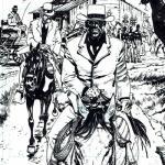 Exposition – Vente : R.M. Guera – Django Unchained & Le jour J
