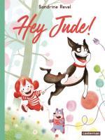 Hey Jude de Sandrine Revel, une bd qui a du chien et de la tendresse à revendre !