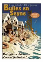 Neuvième Festival Bulles en Seyne