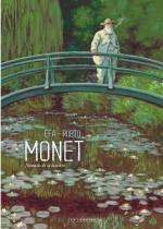 De la peinture sur les bords des cases : la BD prolonge les rêves de Monet et du méconnu Vidal Balaguer