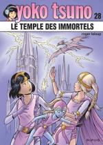 Yoko Tsuno 28 : Le temple des immortels,  Roger Leloup reste au top de sa forme