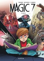 Kid Toussaint :  Magic 7 tiendra en dix tomes mais ses droits ont été achetés pour une série animée