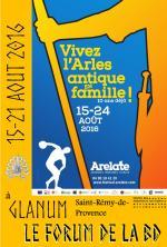Le Forum de la BD à Saint-Remy-de-Provence