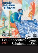 Les rencontres Chaland dans le cadre de la Bande Dessinée à Nérac
