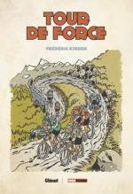 Dans l'oeil du cycl-one de la Grande Boucle des jeunes années, Frédéric Kinder fait merveille