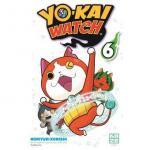 Yo-Kai Watch tome 6, la série est un phénomène de société