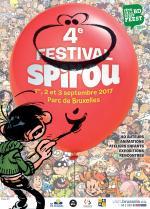 Festival Spirou à Bruxelles, m'enfin ! La quatrième édition !