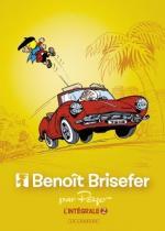 Benoit Brisefer l'intégrale 2, Peyo finit sa période graphique et passe la main à Walthéry qui récupère le bébé avec maestria