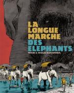 Troubs et Dumontheuil, cornacs du dessin là où les éléphants s'amenuisent, de conservation en conversation de styles