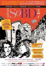 SoBD 2017, le Salon de la bande dessinée au cœur de Paris revient en 2017