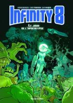 Infinity 8 : au jour de l'apocalypse et avec ses zombies spatiaux, la série déjà culte trouve encore un peu plus de mordant !