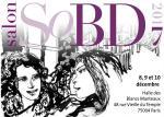 Baudoin, Loustal, deux master class exceptionnelles au SoBD 2017