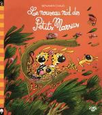 Benjamin Chaud rencontre le Marsupilami au Editions Little Urban